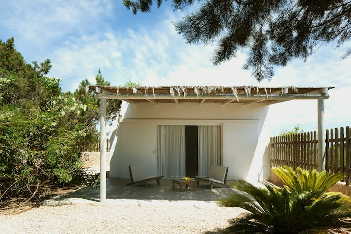 Bungalow Sur near to the Beach - Formentera - Bangalô