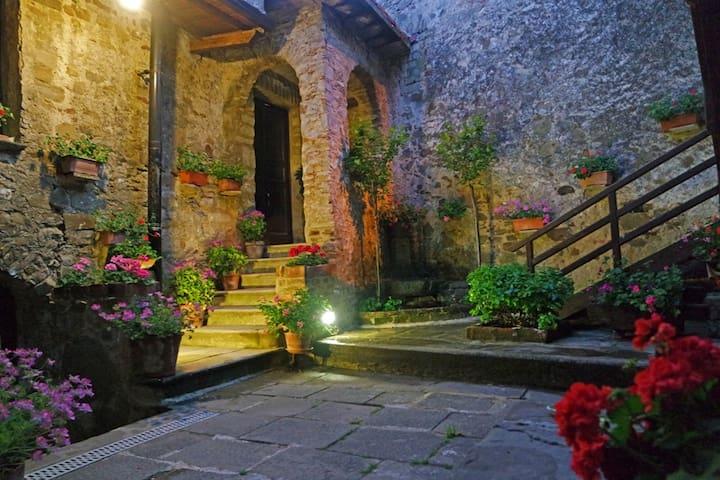 B&B Antico Convento - Rocca C. - Rocca Cilento - Oda + Kahvaltı