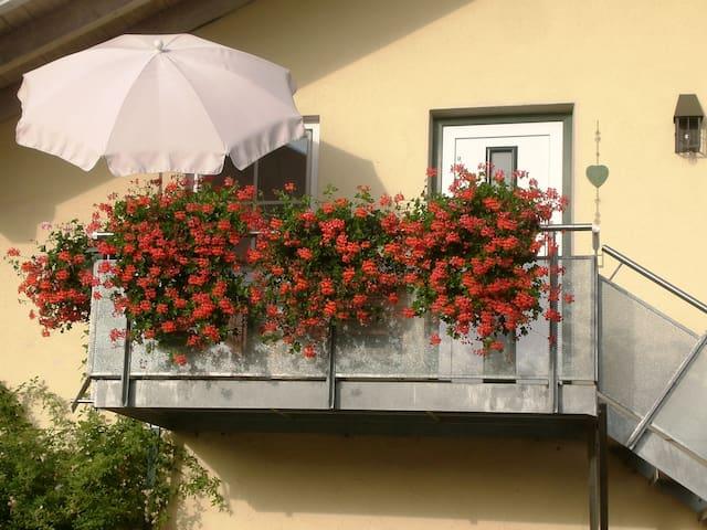 Appartement in attraktiver Urlaubsregion - Ainring - Apartamento