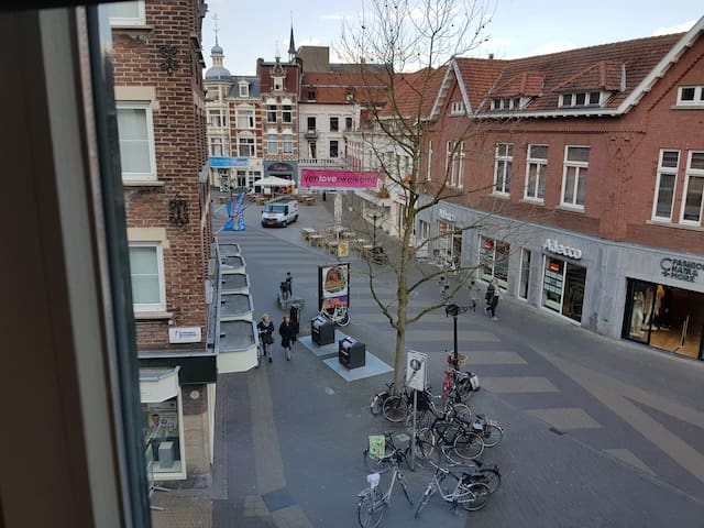 City centre suite, wake up and smell the coffee - Venlo