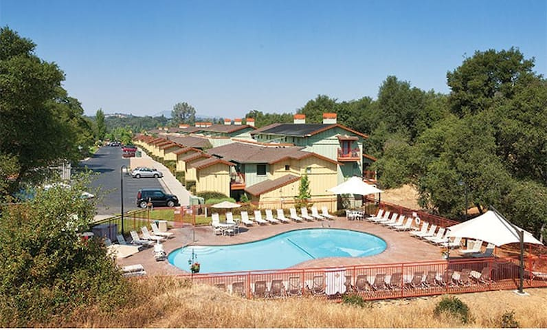 TIMESHARE 1 B/R at Wine Country, Angel Camp, CA - Angels Camp - Apartamento