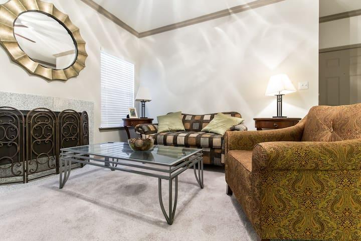 1 Bedroom Beautiful Apartment - 诺斯莱克 - Departamento