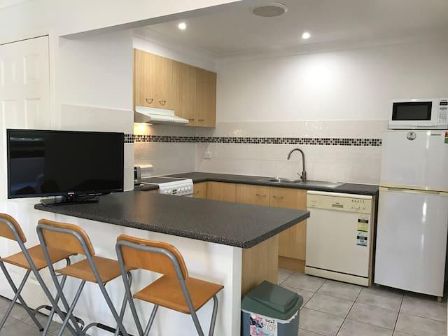 Family/Pet friendly Holiday Apartment Mudgeeraba - Mudgeeraba - Appartement