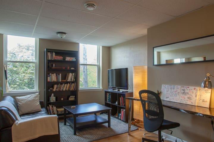 Lawrenceville Penthouse on Butler - Pittsburgh - Leilighet