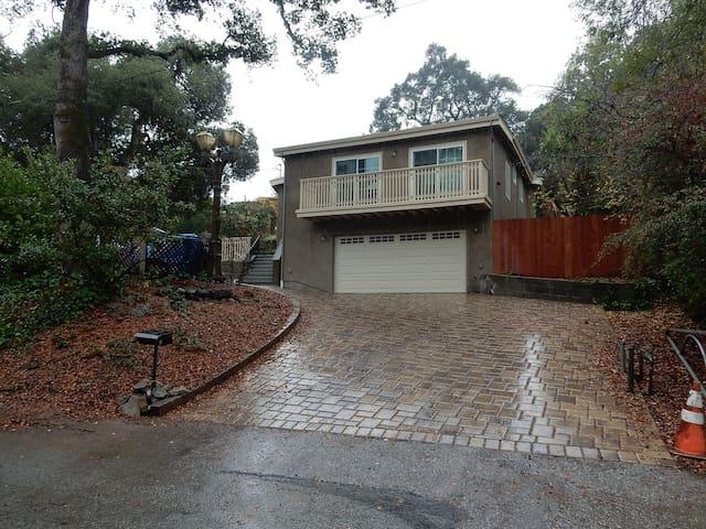 1bed/1bath/familyroom/kitchen/yard - Woodside - Haus