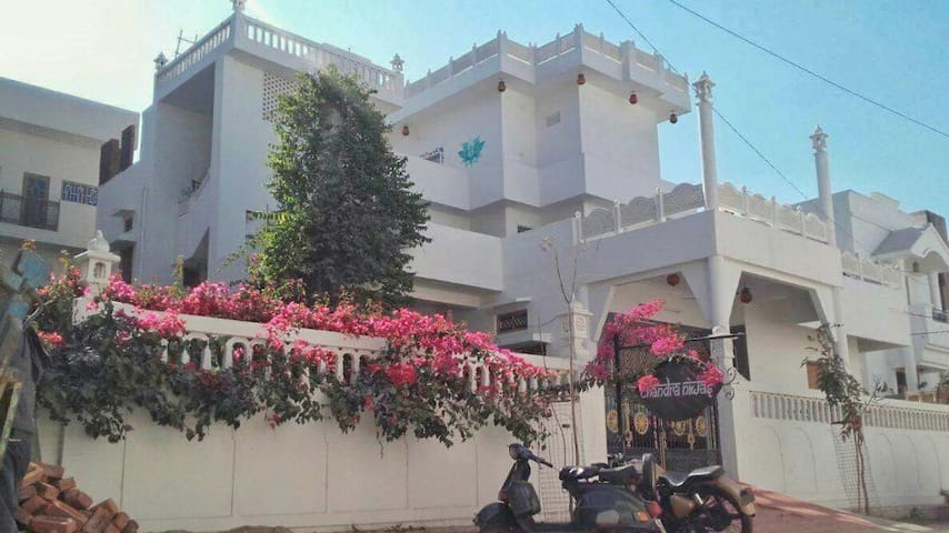 Experience Udaipur With us - Udaipur - Bed & Breakfast