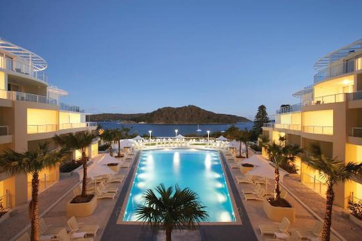 Beautiful To Sea Apartment - Ettalong Beach - Ettalong Beach - Lägenhet