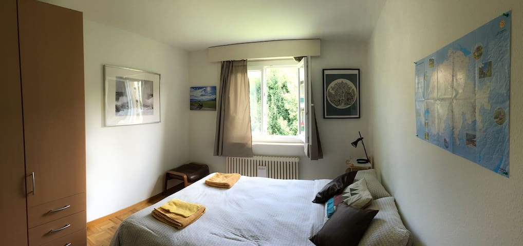 A beautiful room in a beautiful place of Suisse - 弗里堡(Fribourg)
