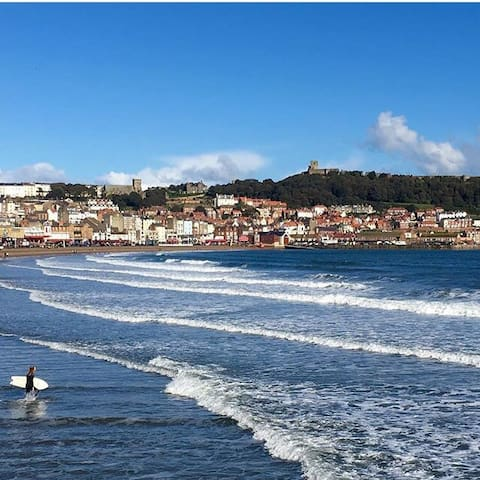 Broadcliffe Holiday Apartment 3 - Scarborough - Apartament