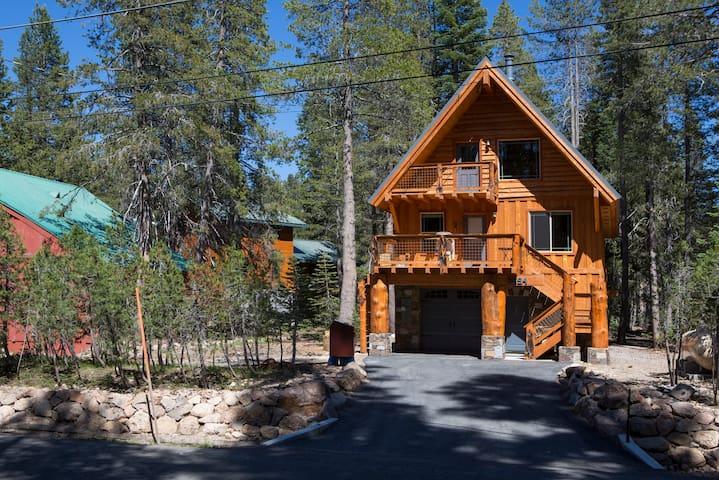 SpruceHaus at Serene Lakes - Soda Springs - Houten huisje