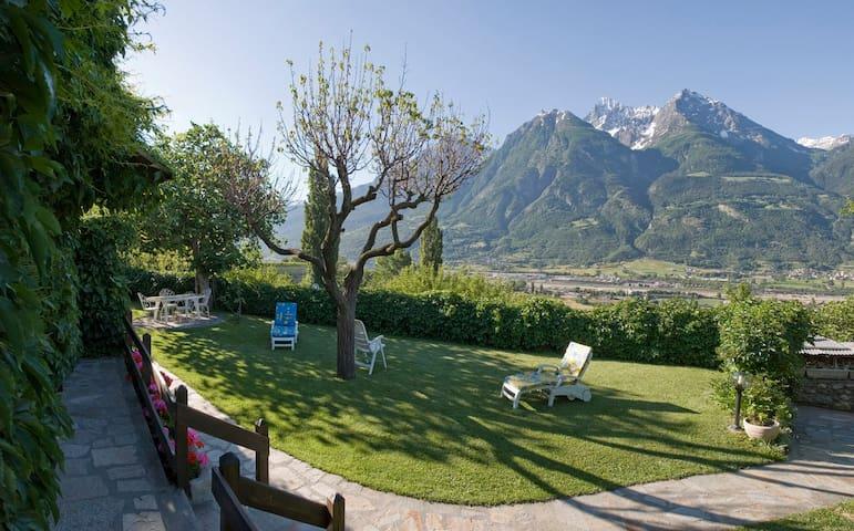 Romantico chalet immerso nel verde - Saint-christophe - Chalet