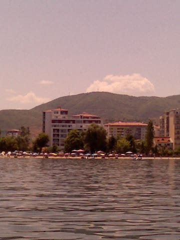 Small apartment by the Lake - Pogradec - Wohnung
