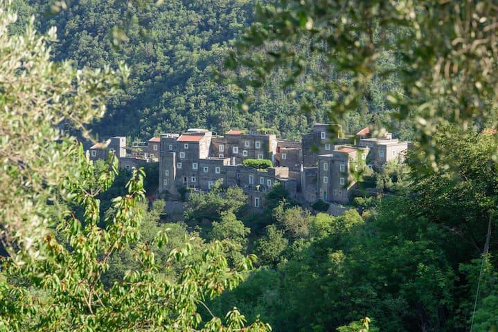 """Sogno"" a Colletta - Castelbianco - Leilighet"