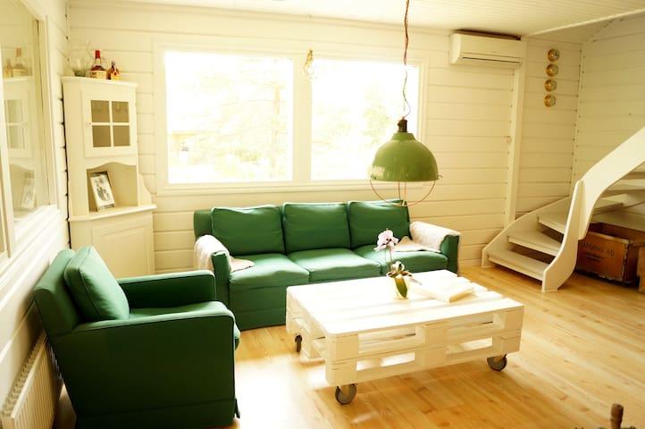 Lugn skärgårdsidyll - Värmdö NV - Haus