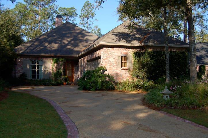 Beautiful custom home - Fairhope - Ev