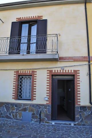 Casa vista mare a Trebisacce - Trebisacce - Dom