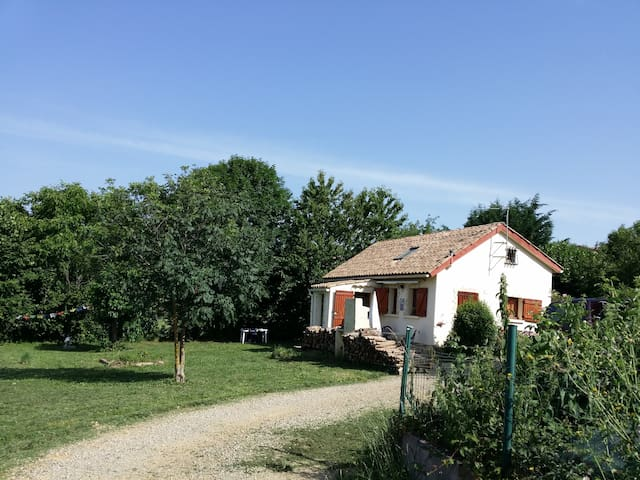 Maison  Pyrénées Audoises - Belvis - Hus