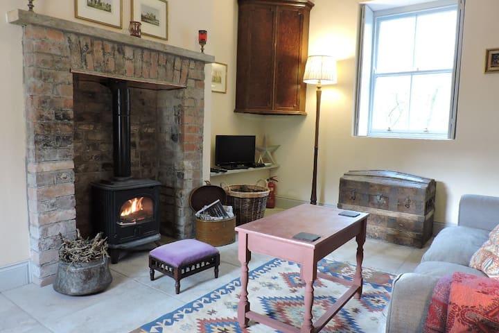 East Cottage, Clonbrock Castle - Ballinasloe - Hus