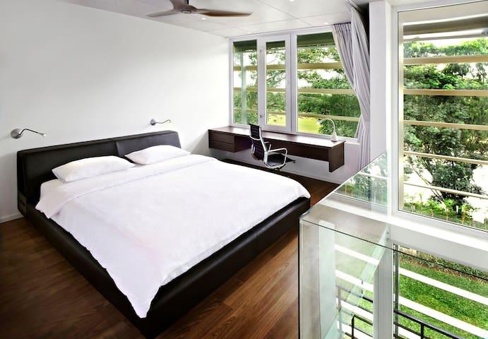 Comfortable and Peaceful Townhouse - East Cikarang - Loft