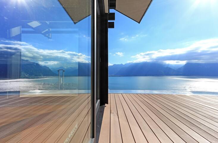 Montreux Deck - Montreux - Villa