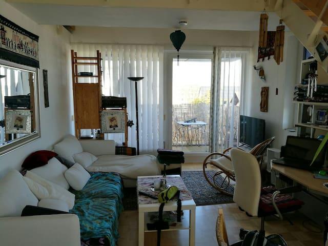 Feine kleine Wohnung - Burgau - Appartement