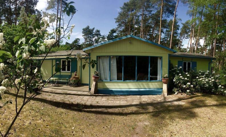 Liebenswertes Ferienhaus in Seenähe - Bad Saarow