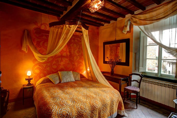 Suite  in Cortona with pool - Sodo - Bed & Breakfast
