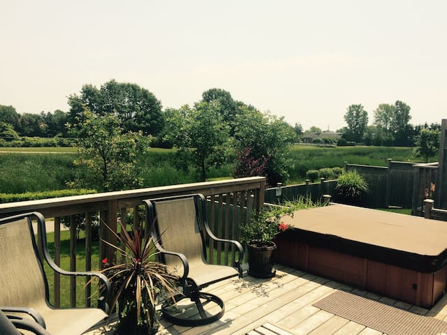 Large Private Space in Home - Port Dover