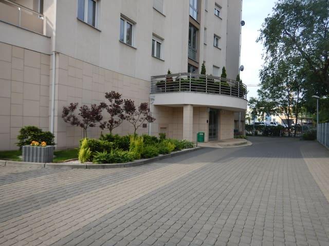 Cosy apartment near the Old Town - Toruń - Lägenhet
