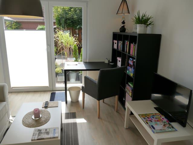 Wohnen in der AllerWelt Dörverden - Nümmerchen 1 - Dörverden - Apartamento