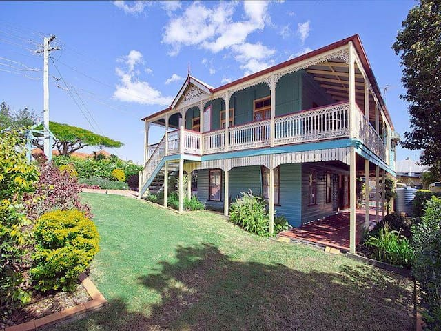 Loving the QLD lifestyle - Cannon Hill - Haus