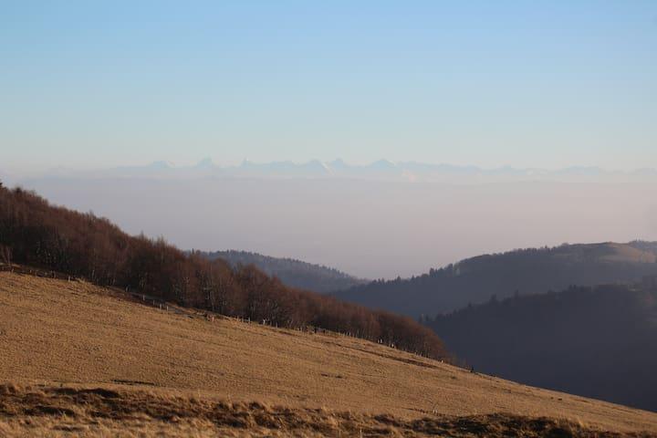 Bienvenue dans les Vosges - Le Thillot - Casa