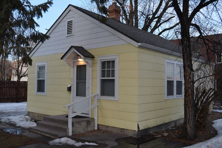 Downtown Sunny Cottage - Billings - Hus