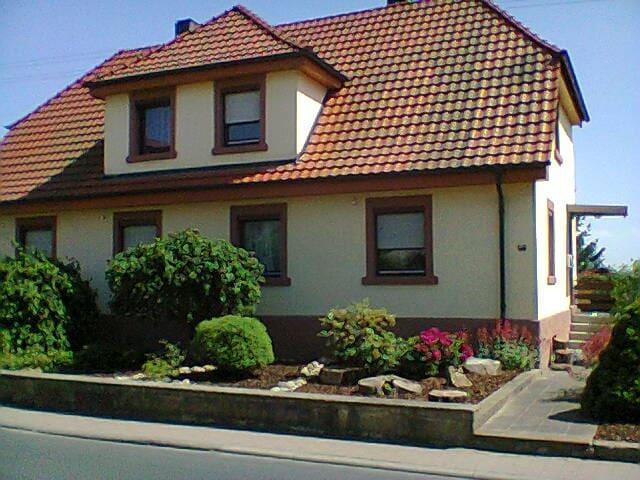 Martin Zeller, Privatzimmer zu vermieten, Hardheim - Hardheim - 獨棟