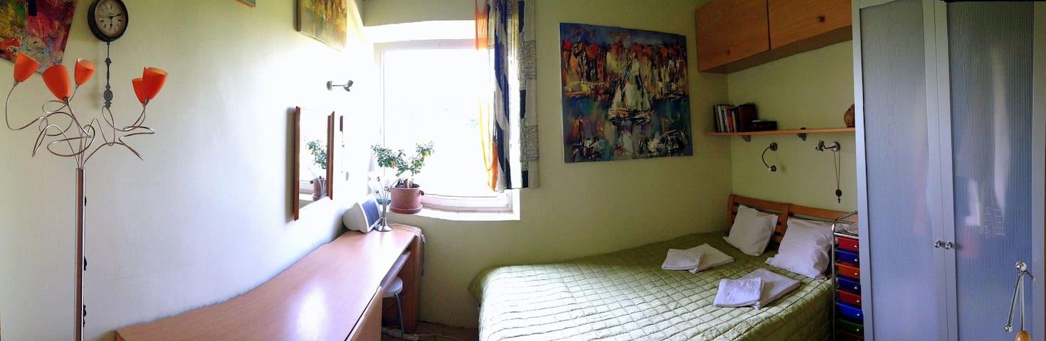 Nice bright room near Prague - Beroun - Apartmen