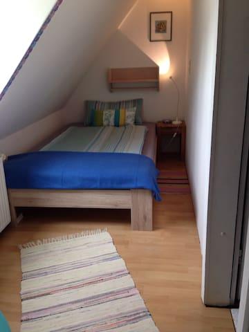 Kojenzimmer im Casa Azul - Flensburg - Rumah
