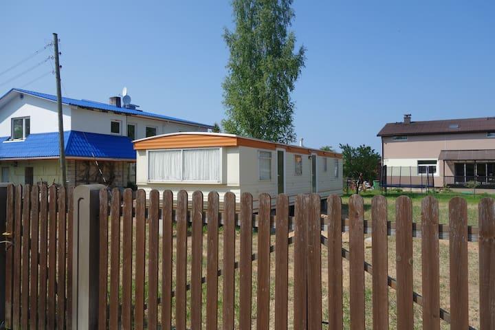 Summer Leisure Home near the beach - Zvejniekciems