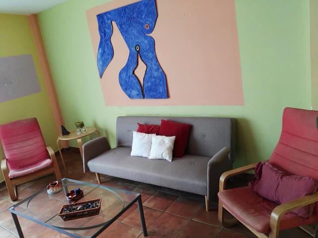 Tranquilidad y encanto - Villa de Valverde - Leilighet