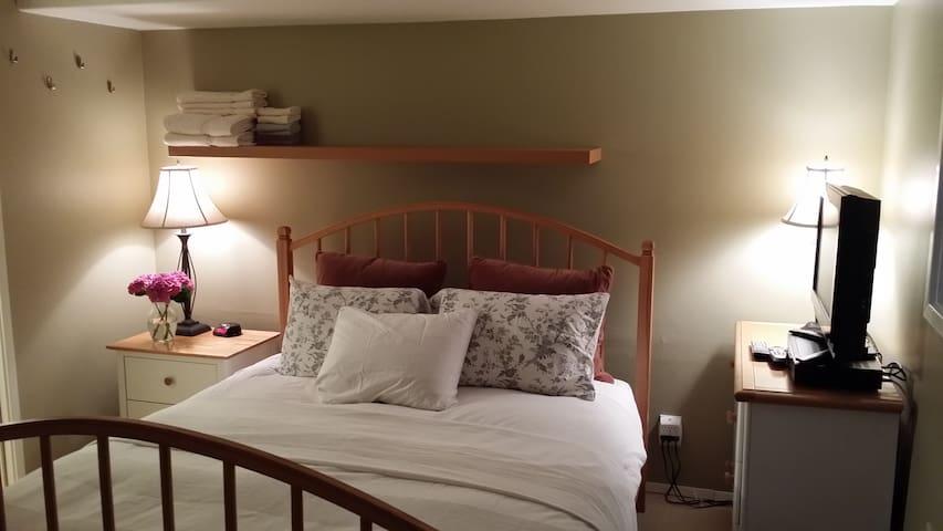Comfortable 1 bedroom apartment - San Rafael - Διαμέρισμα