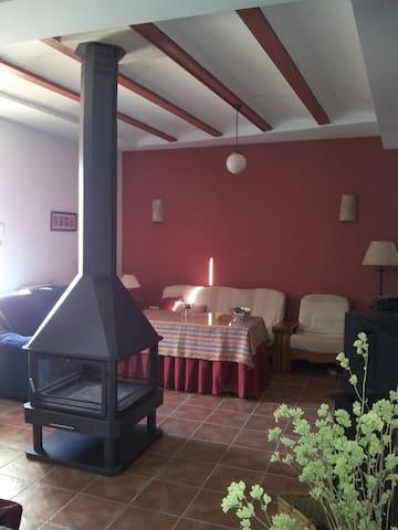 CASA RURAL EN LA SIERRA DE ARACENA - Corteconcepción - Huis