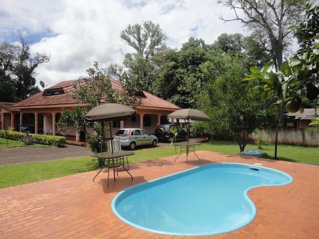 Acorde com o som da natureza - Foz do Iguaçu  - 小木屋
