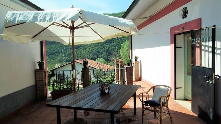 Dimora De Iorio, Alto Volturno, Parco d'Abruzzo LM - Colli a Volturno - Huis