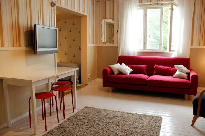 Lovely room in the countryside - Siuro / Nokia - 一軒家