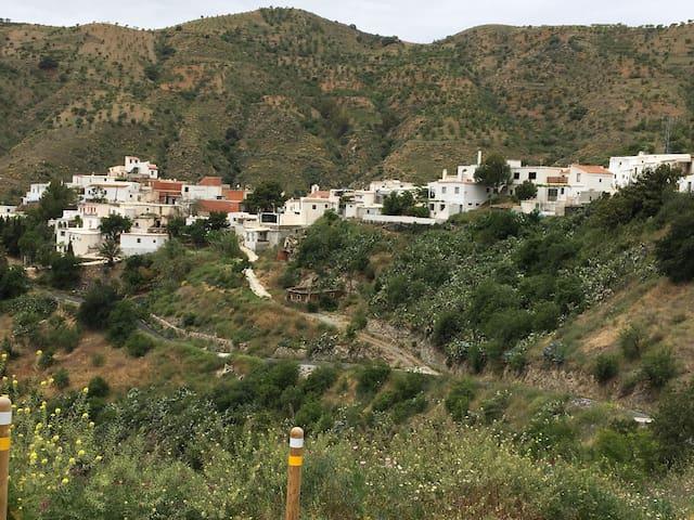 Grande maison à la campagne - Los Gálvez - Talo