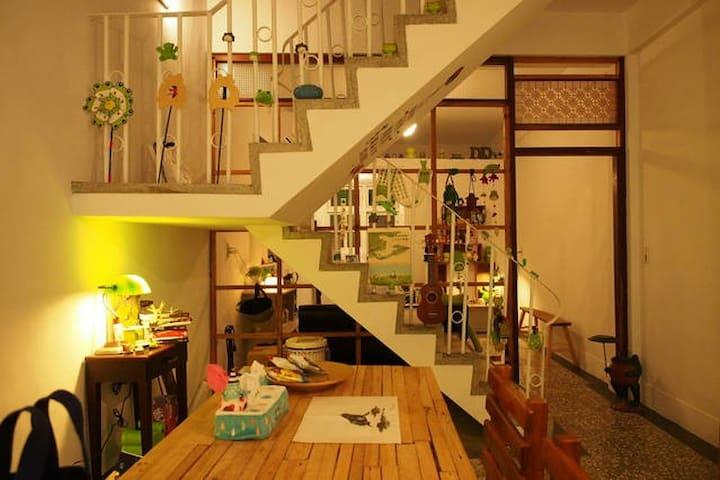 KingFrog Backpacker Hostel - Yilan City