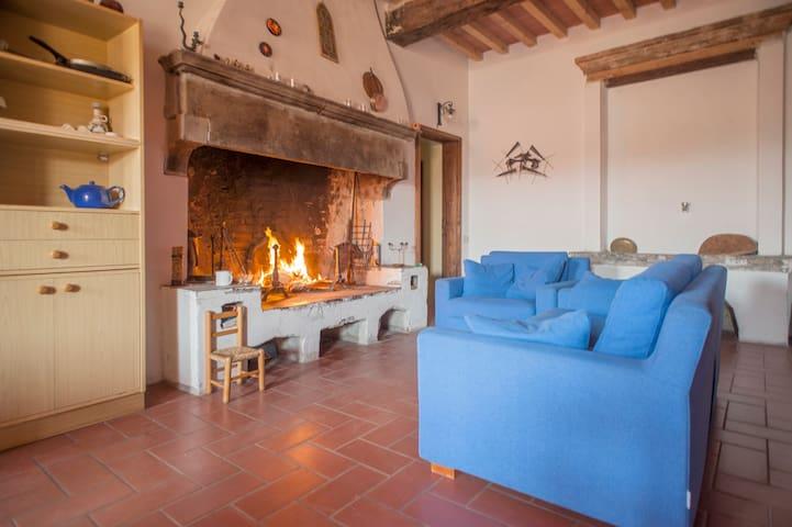 Benvenuti in Valdera - Montecchio di Peccioli  - Appartement