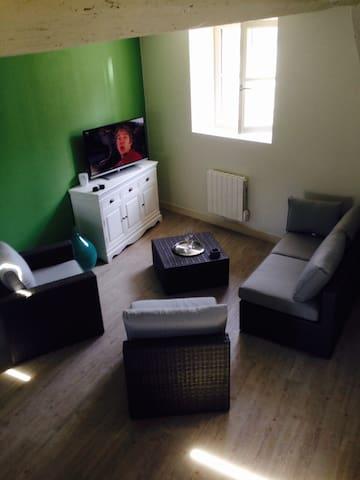 Appartement 3 chambres - Meung-sur-Loire - Leilighet