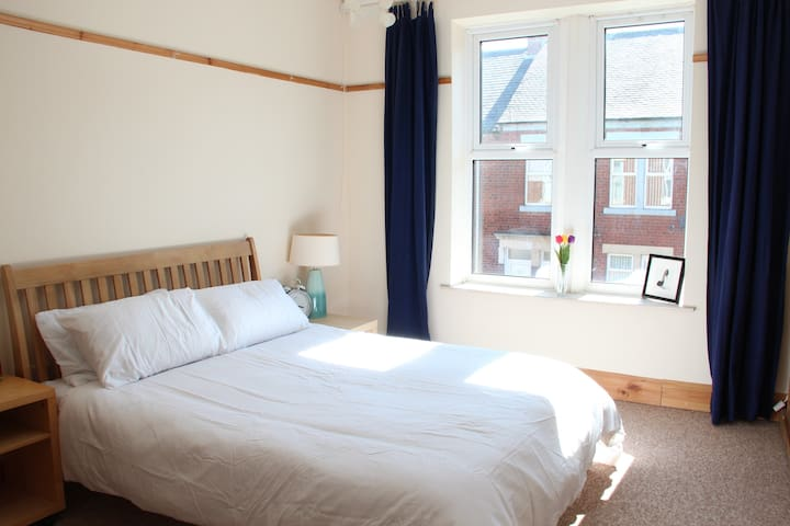 Beautiful 2 bed flat, North Shields - North Shields - Departamento