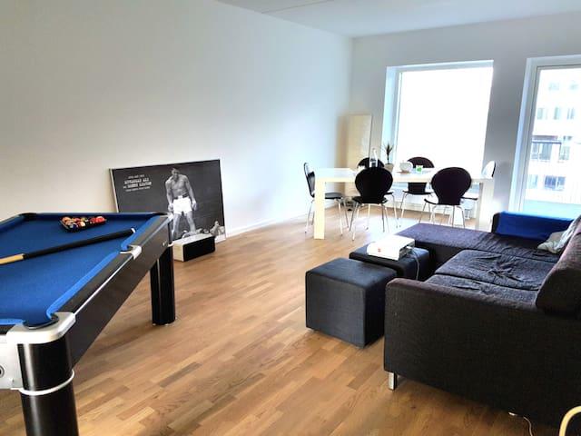 Room in a fun, luxury apartment - Copenhagen
