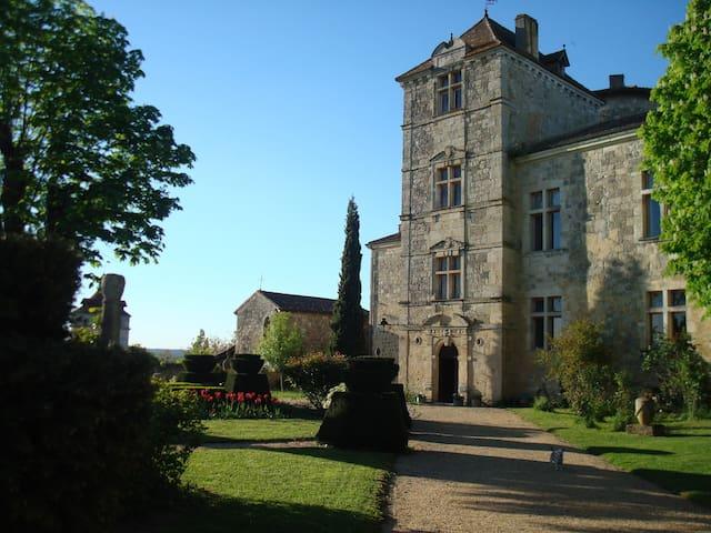 Château du Fréchou - Montpezat Suite - Fréchou - Schloss
